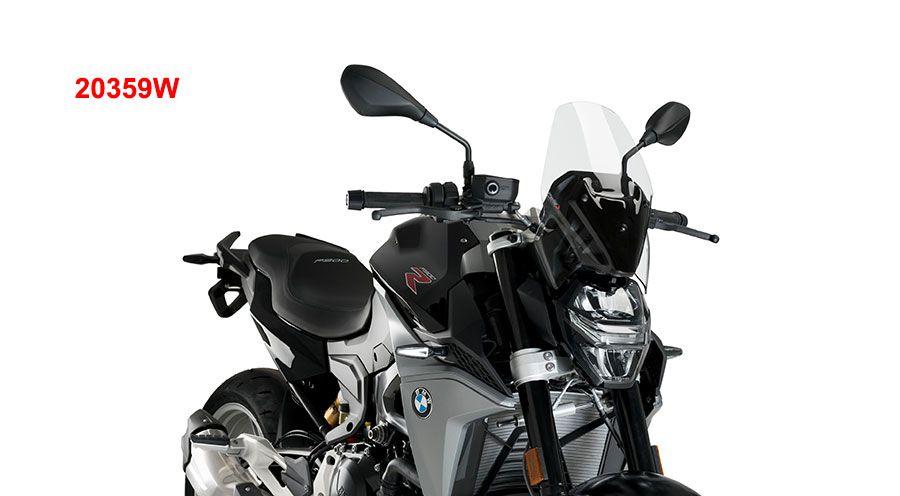 Sportscheibe Für Originalhalterung Für Bmw F900r Motorradzubehör Hornig