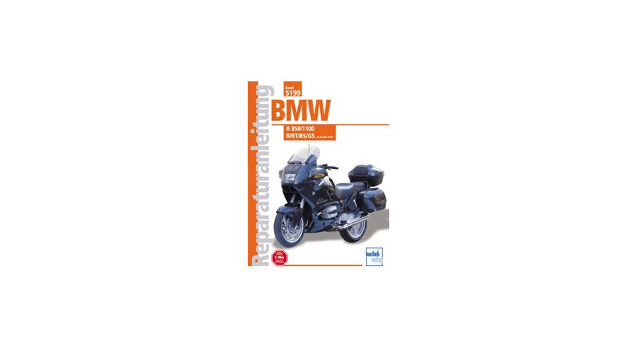 reparaturanleitung bmw r 850 1100 r rt rs gs. Black Bedroom Furniture Sets. Home Design Ideas