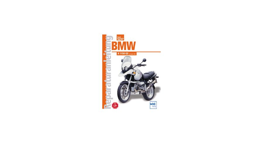 reparaturanleitung bmw r 1150 gs motorradzubeh r hornig. Black Bedroom Furniture Sets. Home Design Ideas