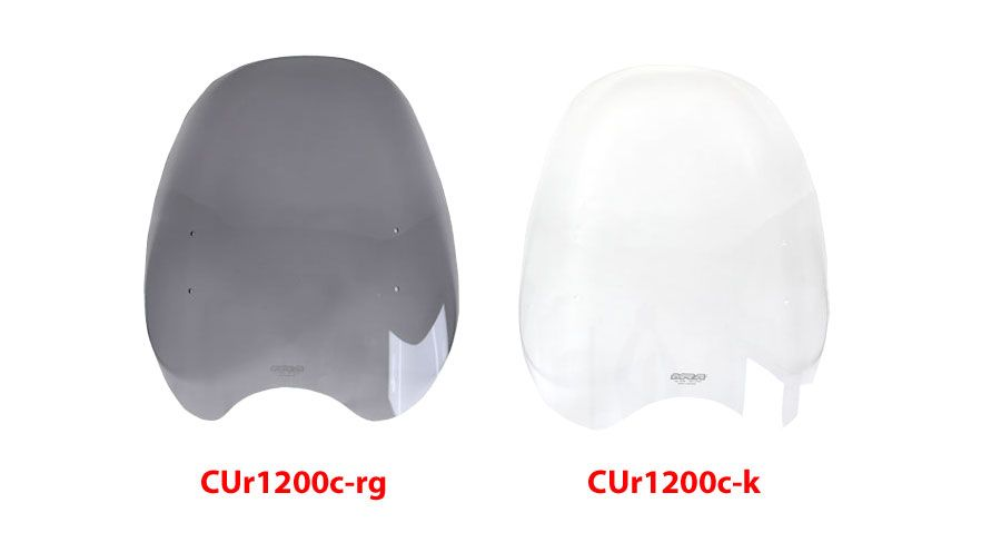 customshield f r bmw r850c r1200c motorradzubeh r hornig. Black Bedroom Furniture Sets. Home Design Ideas