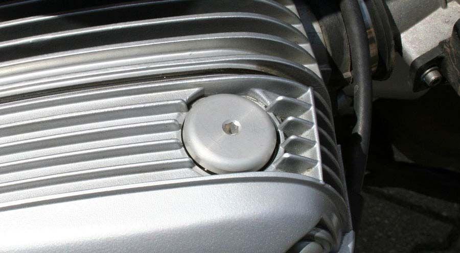 Öldeckel für bmw r1100rt, r1150rt | motorradzubehör hornig