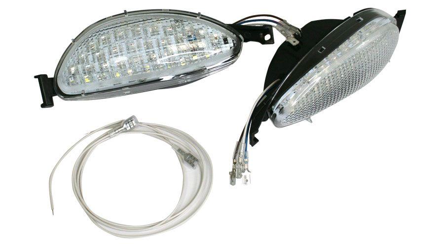 Led Blinker Mit Zulassung F 252 R Bmw R1100rt R1150rt Motorradzubeh 246 R Hornig