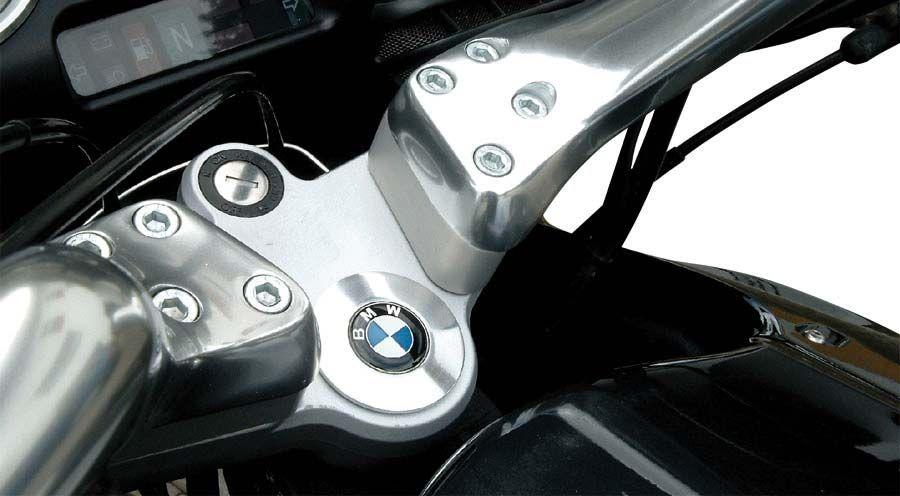 lenkererhöhung für bmw r1100rt, r1150rt | motorradzubehör hornig