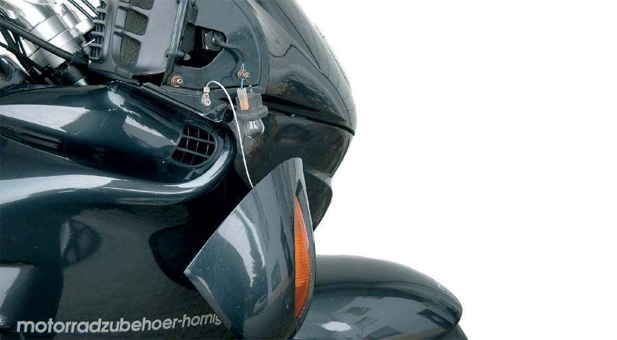 spiegelfangseile für bmw r1100rt, r1150rt | motorradzubehör hornig