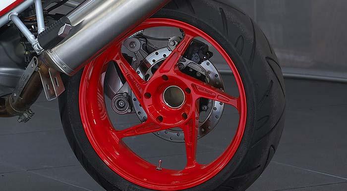 Motorrad 17` Aluräder