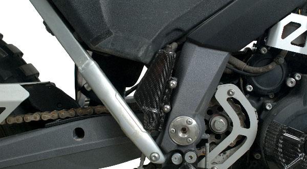 Carbon - Bremszylinderabdeckung