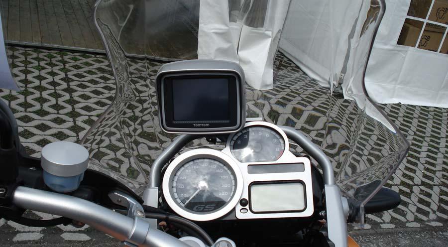 GPS Halterung (TomTom/Zumo)