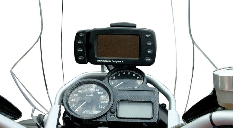 GPS Halterung 1