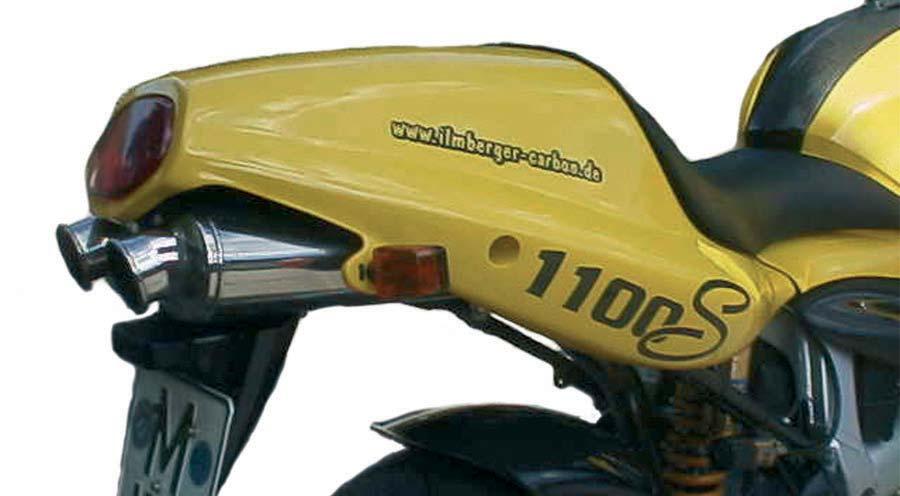 Motorrad Rennheck