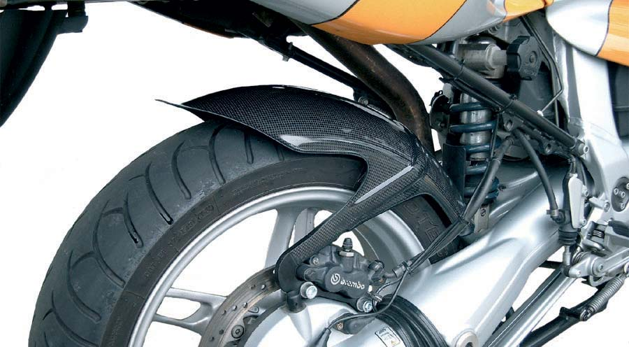 Carbon Kotflügel hinten R11S