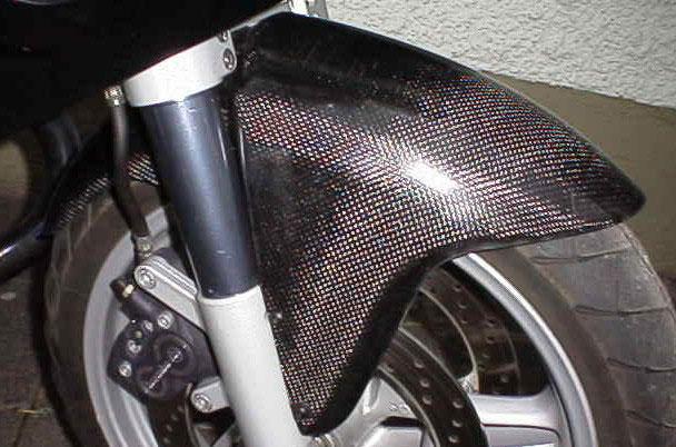 Carbon Kotflügel vorne R1100S
