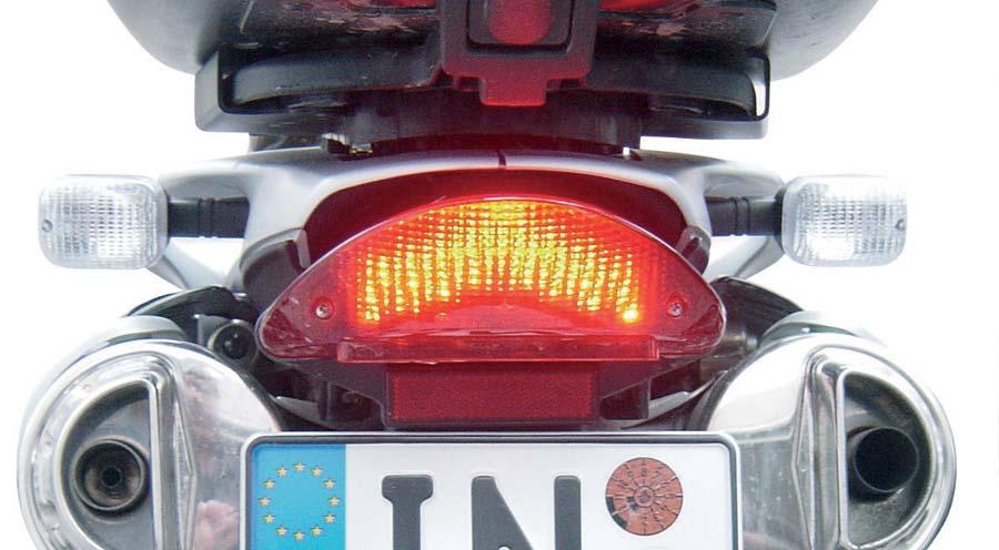 LED Rücklichteinsatz F650