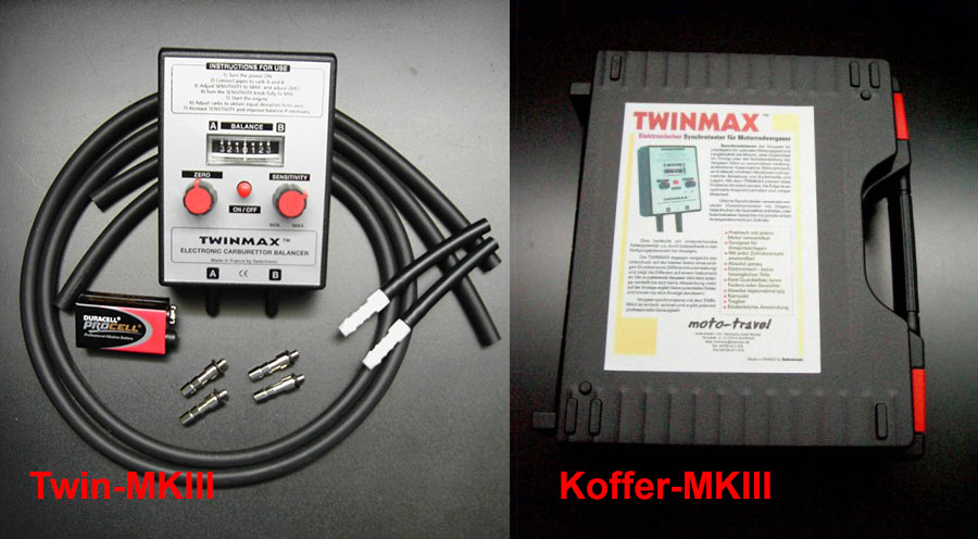 Twinmax Synchrontester