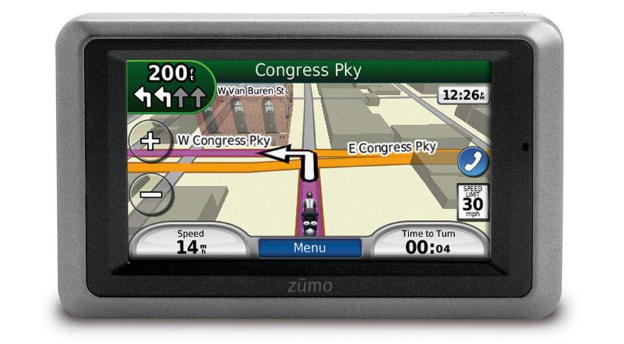 Navigationsgerät Garmin Zumo 660