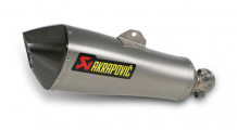 BMW K1300S Akrapovic slip on Auspuff