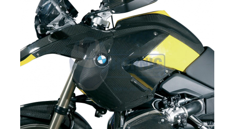 BMW R1200GS, R1200GS Adventure & HP2 Carbon Seitenteile