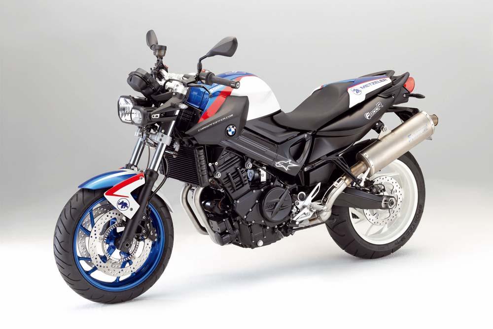 Bmw F800r Und Die Bmw Lo Rider Studie Motorradzubeh 246 R