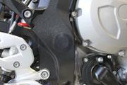 S1000XR スイングアームピボット・カバー