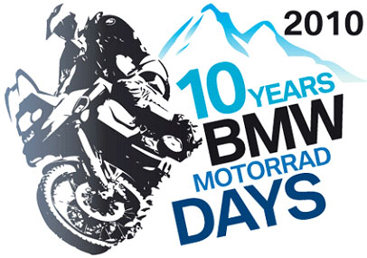 Bmw Motorcycle 2010 Bmw Motorrad Days 2010