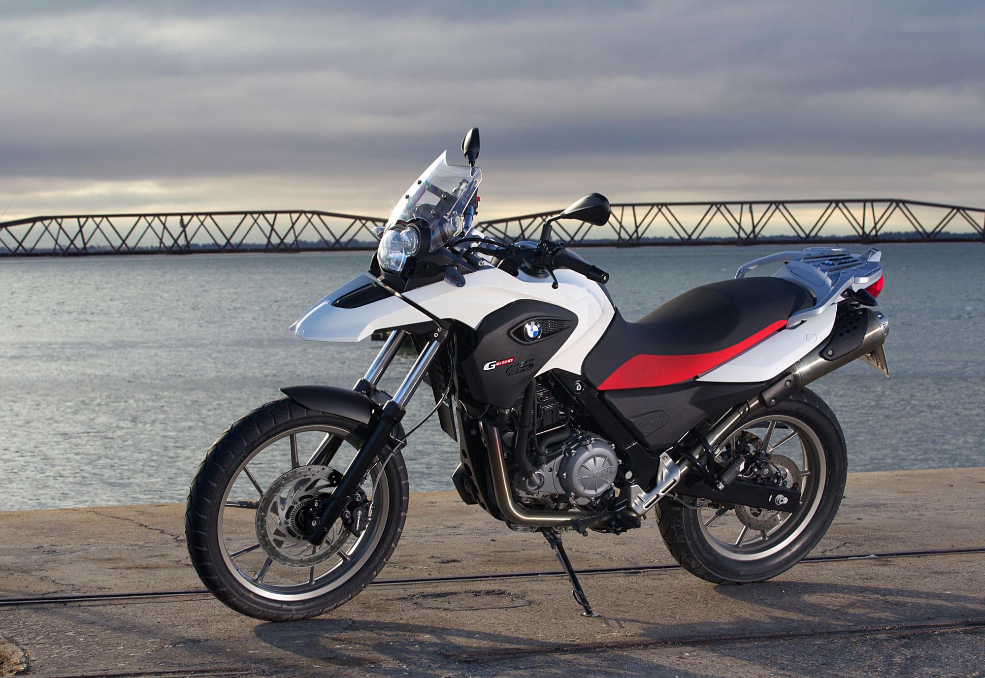 Die Neue BMW G 650 GS Die Erfolgsstory Der BMW Motorrad
