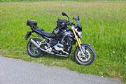 BMW R1200R 2015 Hornig