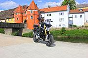 BMW R1200R LC 2015 Hornig