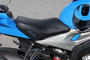 BMW S1000R 2014 Hornig