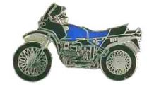 BMW R 80 Modelle Pin R 80 / 100 GS (blau)