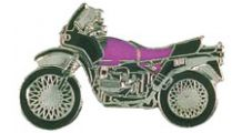 BMW R 100 Modelle Pin R 80 / 100 GS (lila)