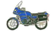 BMW R 100 Modelle Pin R 100 RT (blau)