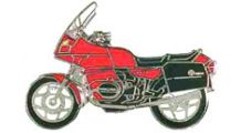 BMW R 100 Modelle Pin R 100 RT (rot)