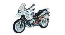 BMW R1200GS, R1200GS Adventure & HP2 Pin R 1200 GS Rallye