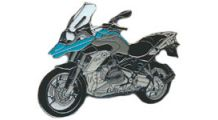 BMW R 1200 GS LC (2013-) & R 1200 GS Adventure, LC (2014-) Pin R 1200 GS LC (blau)