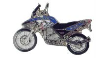 BMW F 650, CS, GS, ST, Dakar Pin F 650 GS Paris Dakar