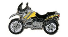 BMW R850GS, R1100GS, R1150GS & Adventure Pin R 850 GS