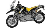 BMW R850GS, R1100GS, R1150GS & Adventure Pin R 1150 GS Adv.