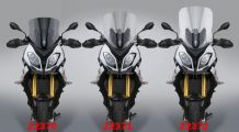 BMW S 1000 XR ZTechnik Windschild