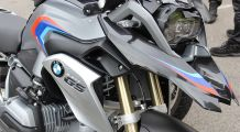 BMW R 1200 GS LC (2013-) & R 1200 GS Adventure, LC (2014-) Motorsport Aufkleber