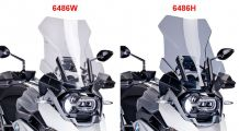 BMW R 1200 GS LC (2013-) & R 1200 GS Adventure, LC (2014-) Tourenscheibe R1200GS & Adventure LC
