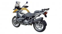 BMW R1200GS, R1200GS Adventure & HP2 Remus HexaCone