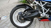BMW R nine T Rear Hugger