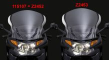BMW K1200GT (06-) Windschild