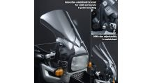 BMW R850GS, R1100GS, R1150GS & Adventure Windschild R1100GS