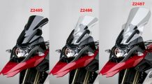 BMW R 1200 GS LC (2013-) & R 1200 GS Adventure, LC (2014-) ZTechnik Windschild