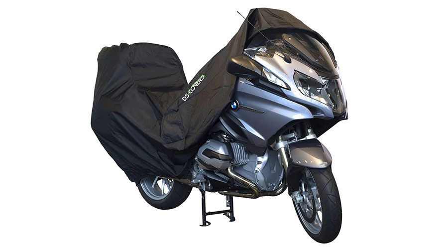 BMW R1200GS, R1200GS Adventure & HP2 Topcase Abdeckplane Outdoor