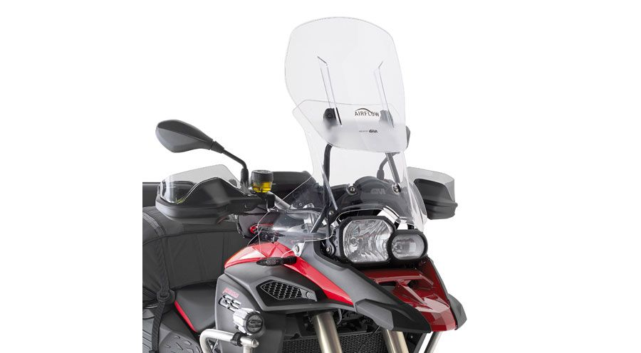BMW F650GS (08-), F700GS & F800GS AirFlow Windschild F800GS Adventure