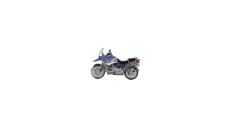 BMW R850GS, R1100GS, R1150GS & Adventure Pin R 1150 GS (blau-weiß)
