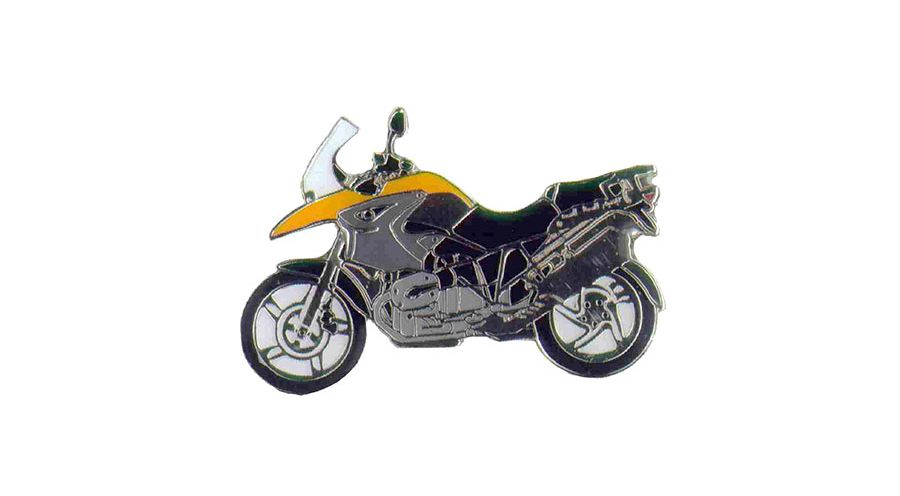 BMW R1200GS, R1200GS Adventure & HP2 Pin R 1200 GS (orange)