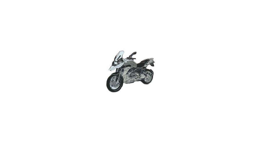 BMW R 1200 GS LC (2013-) & R 1200 GS Adventure, LC (2014-) Pin R 1200 GS LC (weiß)