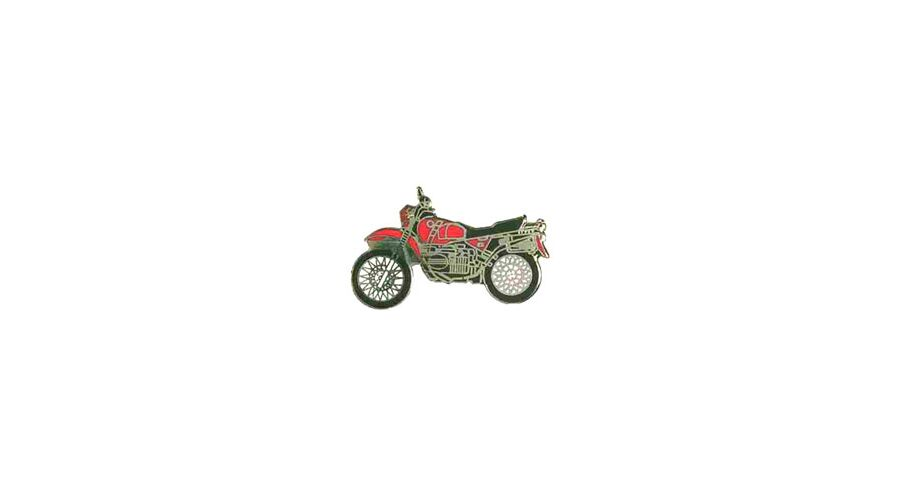 BMW R 80 Modelle Pin R 80 / 100 GS (rot)